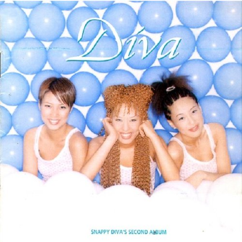 디바(Diva) / 2집-Snappy Diva's Second Album