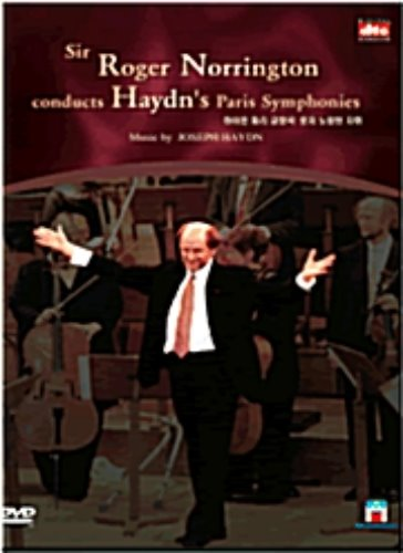 [DVD] Roger Norrington conducts Haydn's Paris Symphonies [dts] (2DVD)