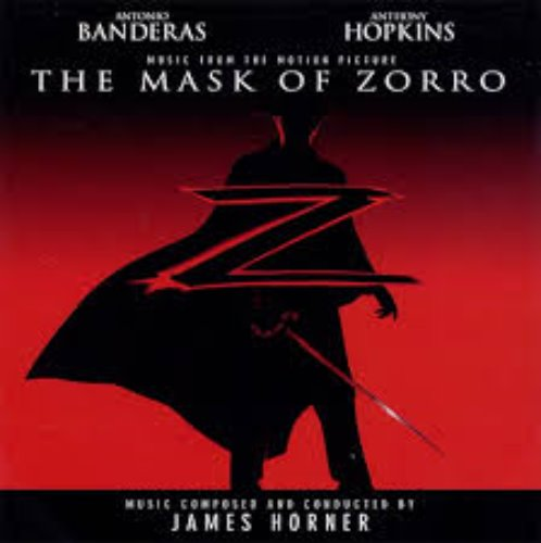 O.S.T. / The Mask of Zorro