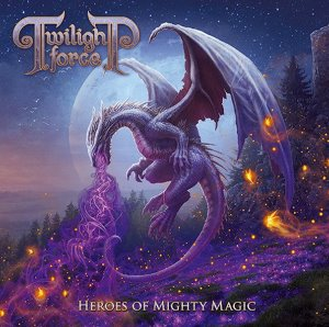 Twilight Force / Heroes Of Mighty Magic (2CD Special Edition)
