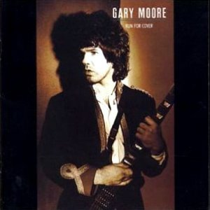 Gary Moore / Run For Cover (LIMITED, LP MINIATURE)