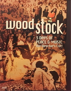 [DVD] V.A. / Woodstock: The Director's Cut