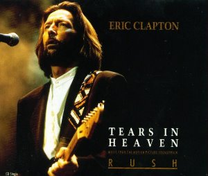 Eric Clapton ‎/ Tears In Heaven (SINGLE)
