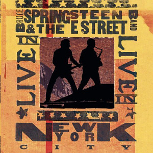 Bruce Springsteen & The E Street Band / Live In New York City (2CD, 미개봉)