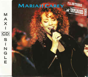 Mariah Carey ‎/ I'll Be There (MTV Unplugged) (SINGLE)