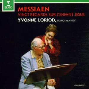 Yvonne Loriod / Messiaen: Vingt Regards Sur L'Enfant Jesus (2CD)