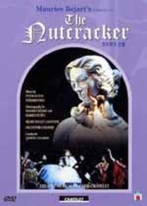 [DVD] 차이코프스키: 호두까기 인형 (The Nutcracker: Maurice Bejart's Theatre Musical DE Paris Chatelet