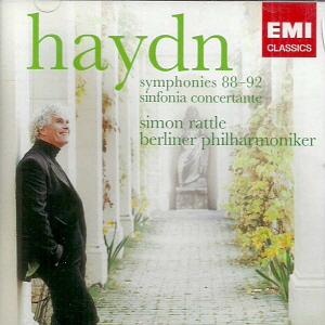 Simon Rattle / Haydn : Symphony Nos.88-92 'Oxford' (2CD)