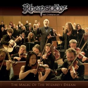 Rhapsody / The Magic Of The Wizard's Dream
