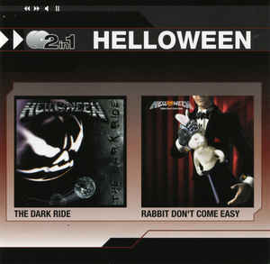 Helloween ‎/ The Dark Ride + Rabbit Don't Come Easy (2CD)