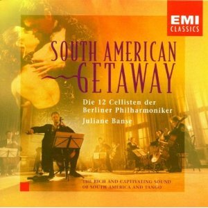 12 Cellists Of The Berlin Philharmonic / South American Getaway (미개봉)