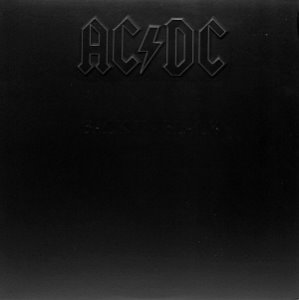 [LP] AC/DC / Back In Black