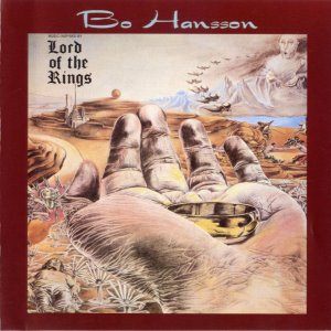 Bo Hansson ‎/ Music Inspired By Lord Of The Rings