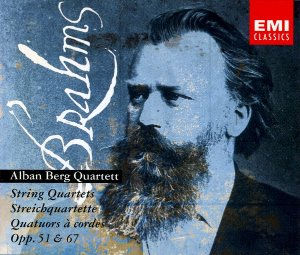 Alban Berg Quartett / Brahms: String Quartets Opp.51 & 67 (2CD)