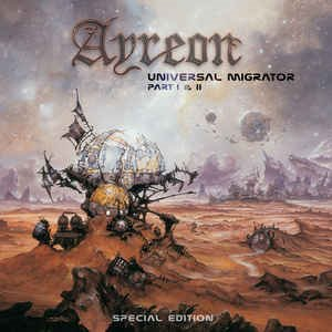 Ayreon / Universal Migrator Part I & II (2CD, SPECIAL EDITION)