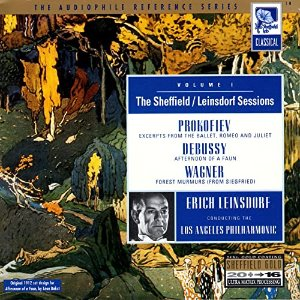 Erich Leinsdorf / Prokofiev, Debussy, Wagner : The Sheffield / Leinsdorf Sessions Volume I