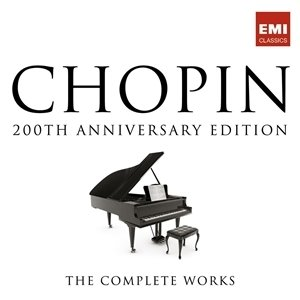 V.A. / The Complete Chopin Edition - 200th Aniversary (16CD, BOX SET, 미개봉)