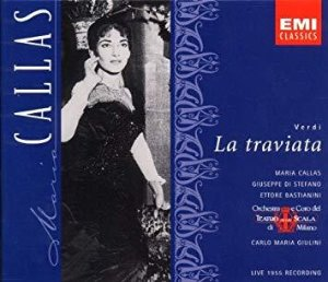Maria Callas / Verdi: La Traviata (2CD)