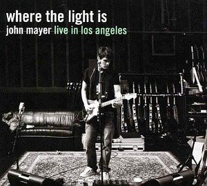 John Mayer / Where The Light Is: Live In Los Angeles (2CD, DIGI-PAK) (미개봉)