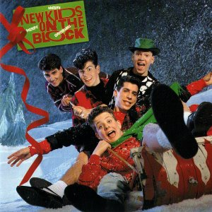 [LP] New Kids On The Block / Merry, Merry Christmas