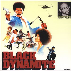 O.S.T. (Adrian Younge) / Black Dynamite (SCORE)