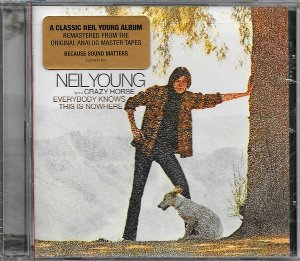 Neil Young & Crazy Horse / Everybody Knows This Is Nowhere (REMASTERED, HDCD, 미개봉)
