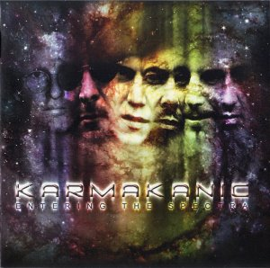 Karmakanic / Entering The Spectra