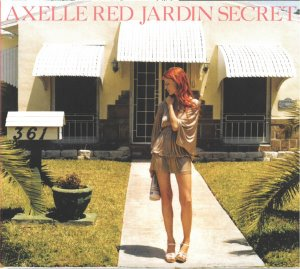 Axelle Red / Jardin Secret (CD+DVD, LIMITED EDITION, DIGI-PAK)