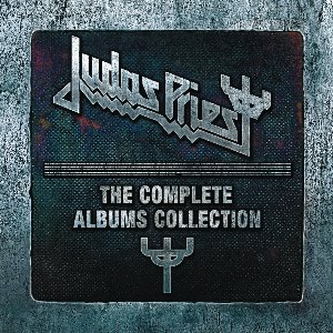 Judas Priest / The Complete Albums Collection (19CD, BOX SET) (미개봉)