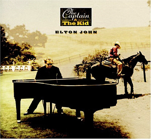 Elton John / The Captain And The Kid (홍보용)
