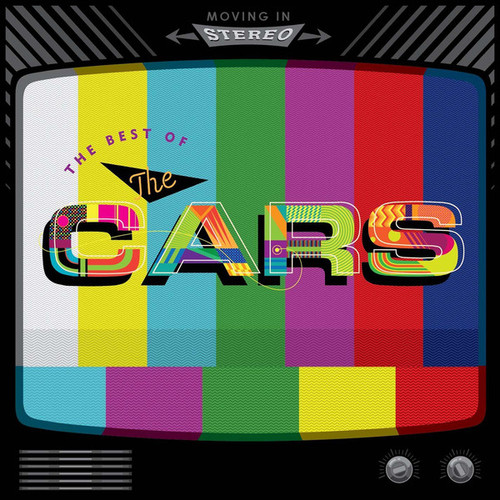 [LP] The Cars / Moving In Stereo: The Best Of The Cars (2LP, 180g, 미개봉)