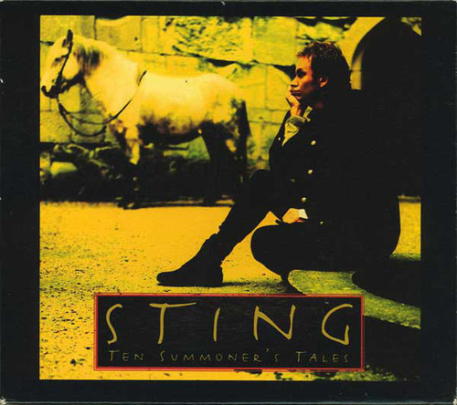 Sting / Summoner's Tales + Five Live! (2CD)