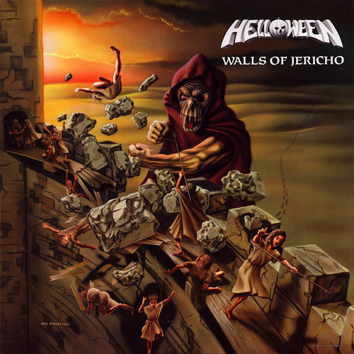[LP] Helloween / Walls Of Jericho (2LP, Gatefold, LIMITED EDITION, 미개봉)