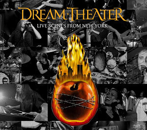 Dream Theater / Live Scenes From New York (3CD)