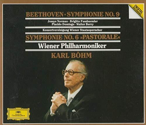 "Karl Bohm / Beethoven: Symphony No. 6 ""Pastorale"" & Symphony No. 9 (2CD, BOX SET)"