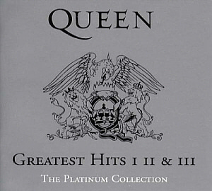 Queen / Greatest Hits I, II & III: The Platinum Collection (3CD)