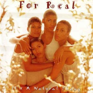 For Real ‎/ It's A Natural Thang (홍보용)