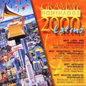 V.A. / Grammy Nominados 2000 Latino (2CD, 미개봉)
