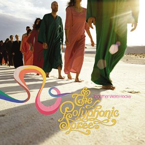 Polyphonic Spree ‎/ Together We're Heavy (CD+DVD)