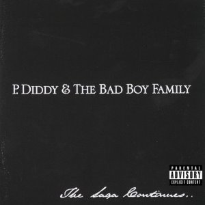 P.Diddy & The Bad Boy Family / The Saga Continues (홍보용)