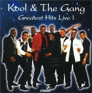 Kool & The Gang / Greatest Hits Live (미개봉)