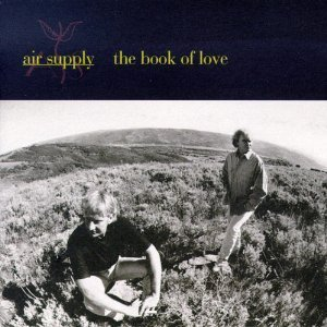 Air Supply / The Book Of Love (2CD, 미개봉)