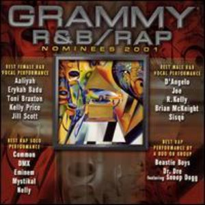 V.A. / Grammy R&B/Rap Nominees 2001 (미개봉)