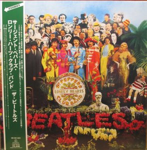 [LP] The Beatles / Sgt. Pepper's Lonely Hearts Club Band
