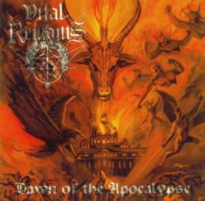 Vital Remains / Dawn of the Apocalypse