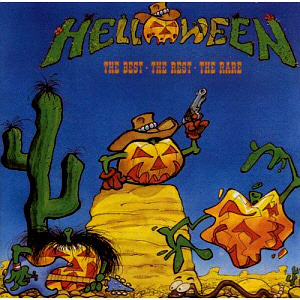 Helloween / The Best, The Rest, The Rare