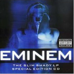 Eminem / The Slim Shady LP (2CD SPECIAL EDITION) (미개봉)