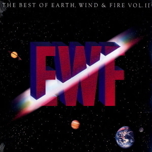 Earth Wind & Fire / The Best Of Earth Wind & Fire Vol. 2 (미개봉)