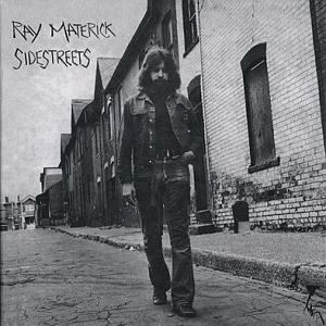 Ray Materick / Sidestreets (LP MINIATURE, 미개봉)