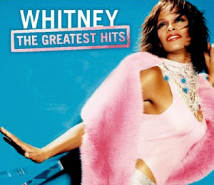 Whitney Houston / Greatest Hits (2CD, 미개봉)